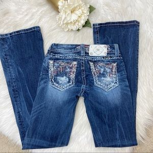 Miss Me Girls Boot Jeans